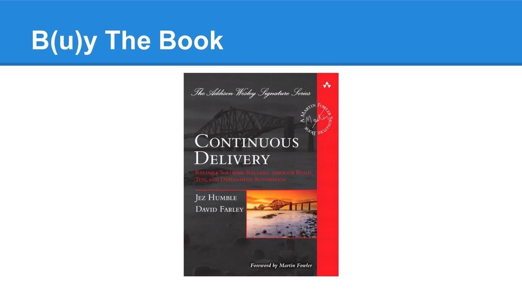 B(u)y The Book