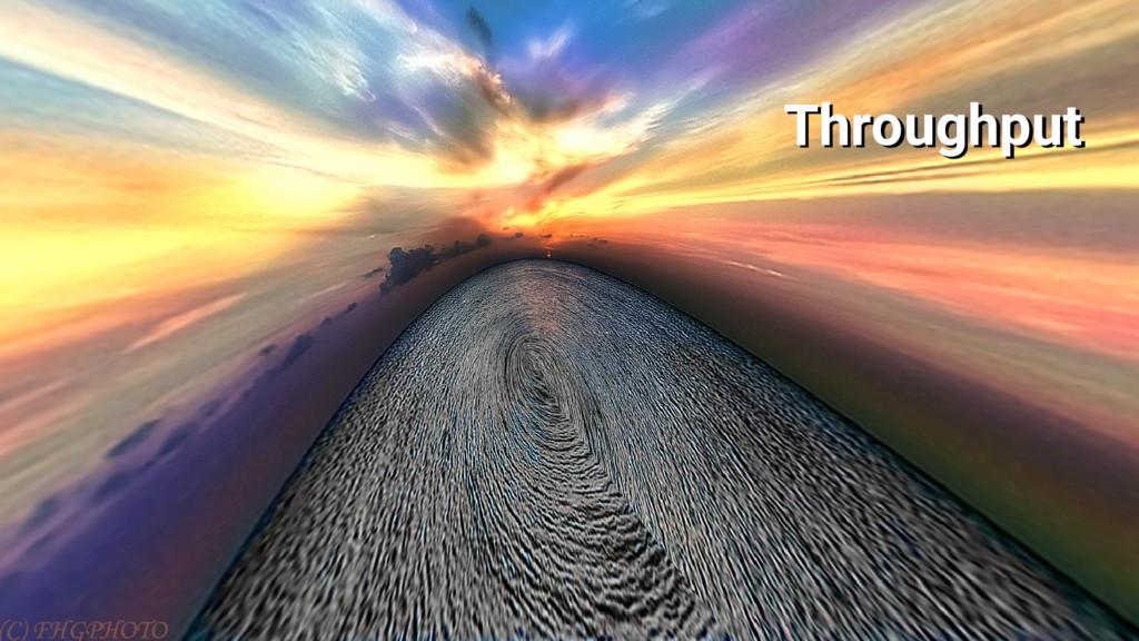 Throughput Throughput
