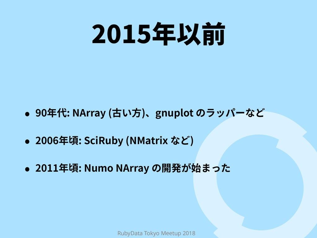 """RubyData Tokyo Meetup 2018 䎃⟃ ˖ 䎃➿/""""SS..."""