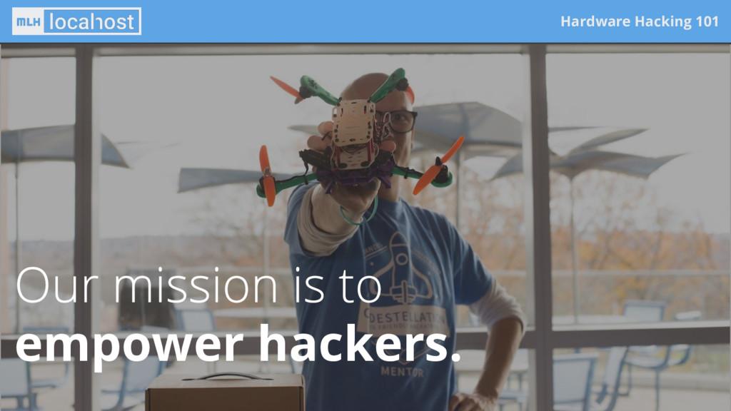 Hardware Hacking 101 empower hackers.