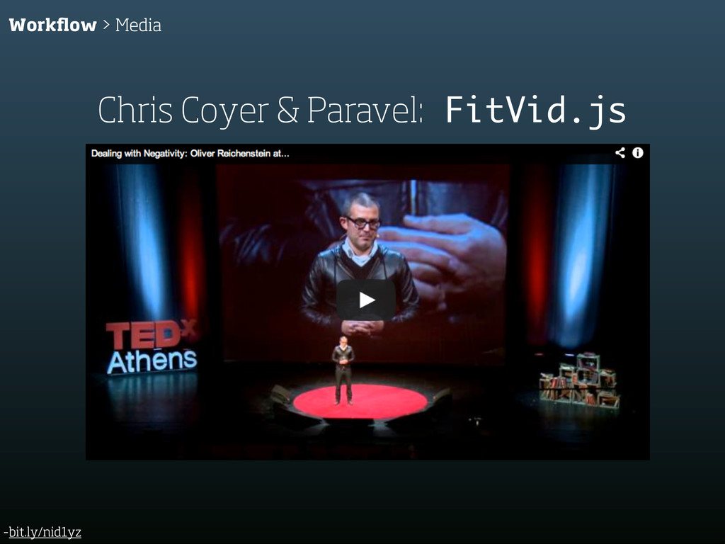 -bit.ly/nid1yz Workflow > Media Chris Coyer & Pa...