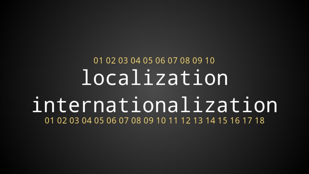 localization internationalization 01 02 03 04 0...