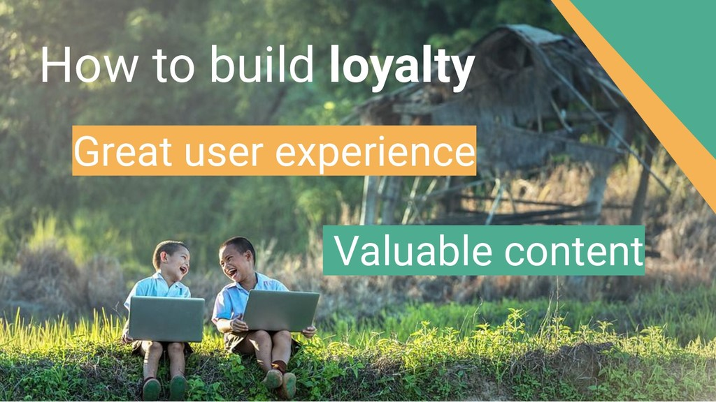 Great user experience Valuable content How to b...