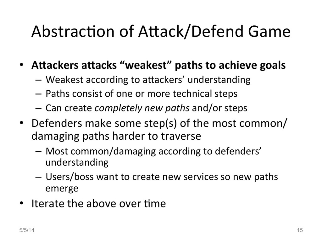 Abstrac'on	