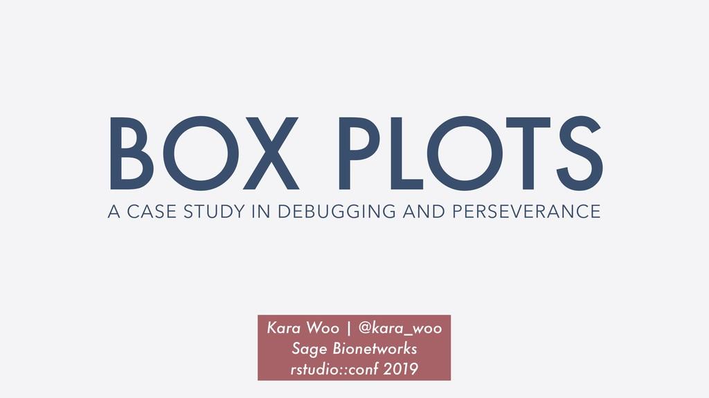 Kara Woo | @kara_woo Sage Bionetworks rstudio::...
