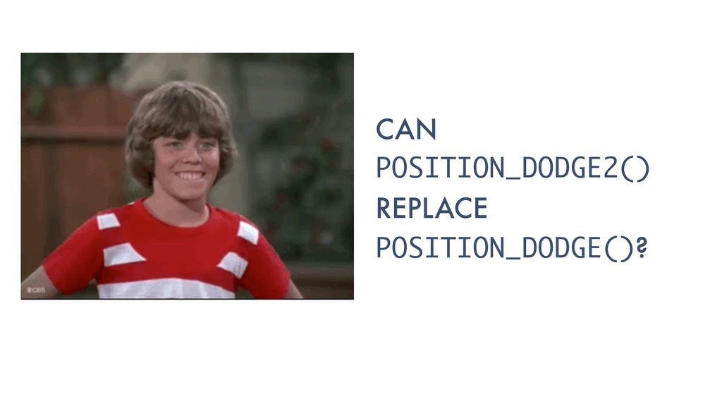 CAN POSITION_DODGE2() REPLACE POSITION_DODGE()?