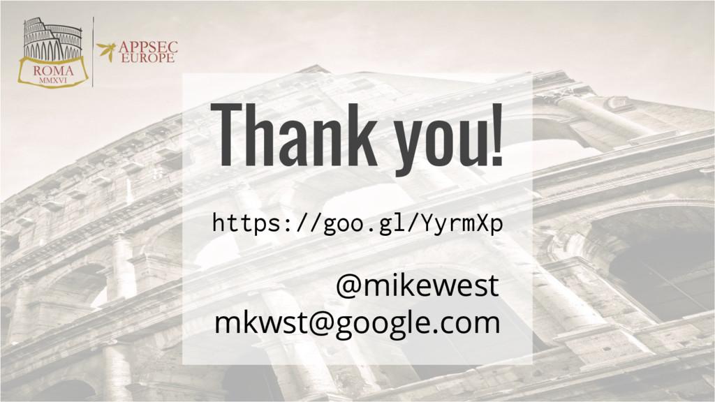 Thank you! https://goo.gl/YyrmXp @mikewest mkws...