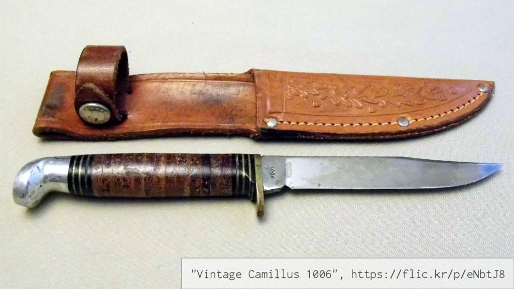 """Vintage Camillus 1006"", https://flic.kr/p/eNbt..."