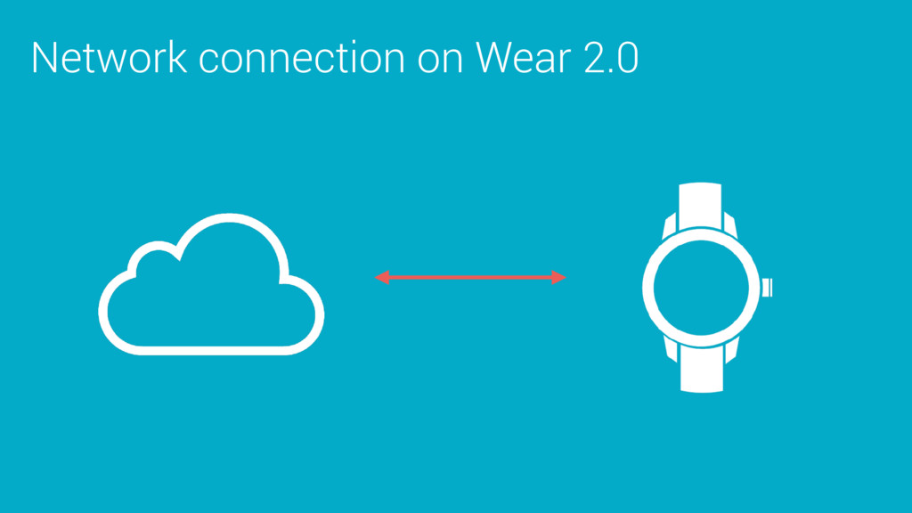 Network connection on Wear 2.0