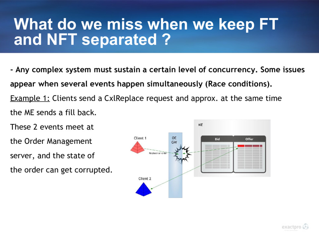 What do we miss when we keep FT and NFT separat...
