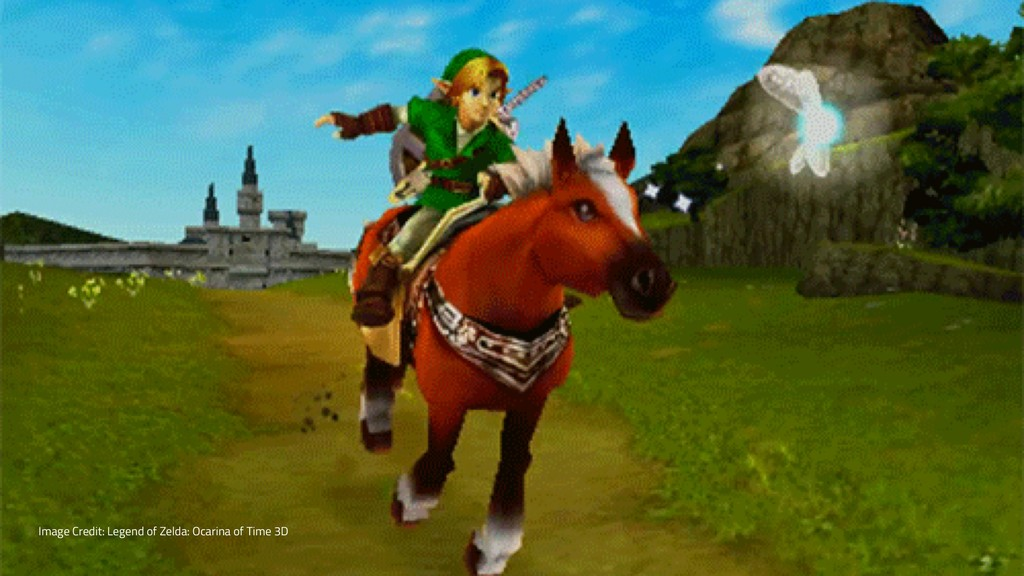 Image Credit: Legend of Zelda: Ocarina of Time ...