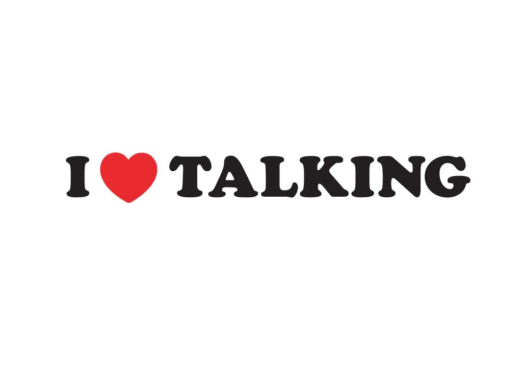 I TALKING