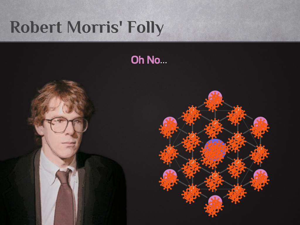 Robert Morris' Folly Oh No...
