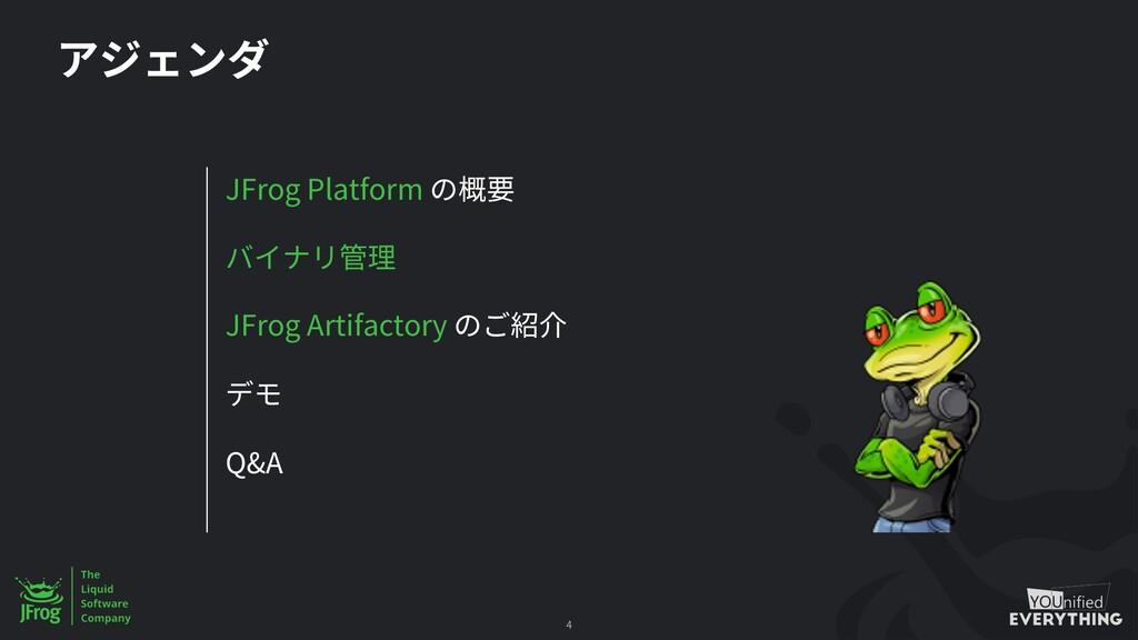 JFrog Platform JFrog Artifactory Q&A 4