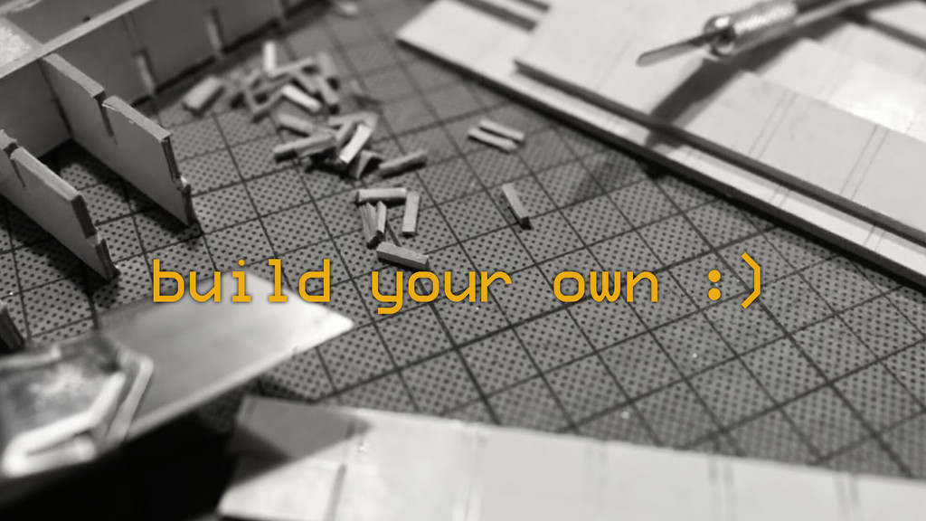 build your own :)