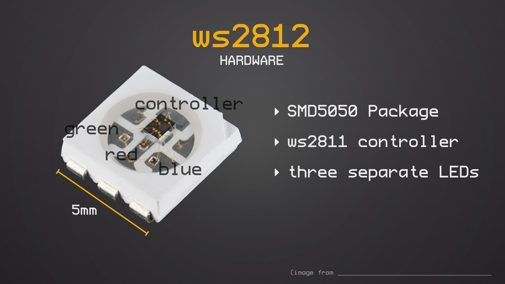 ws2812 (image from 5mm ‣ SMD5050 Package ‣ ws28...