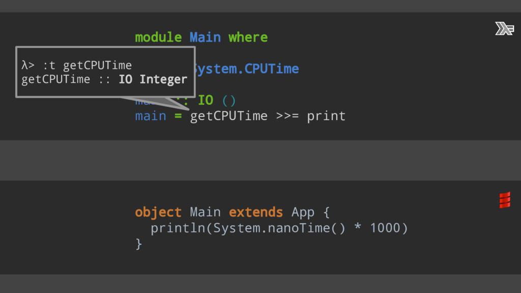 module Main where import System.CPUTime main ::...