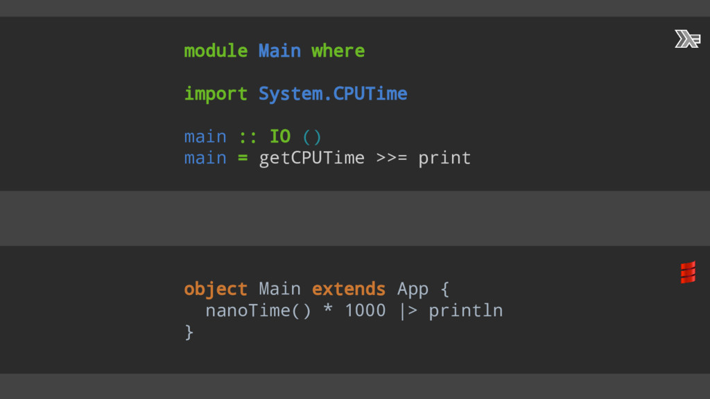 module Main where import System.CPUTime main ::...
