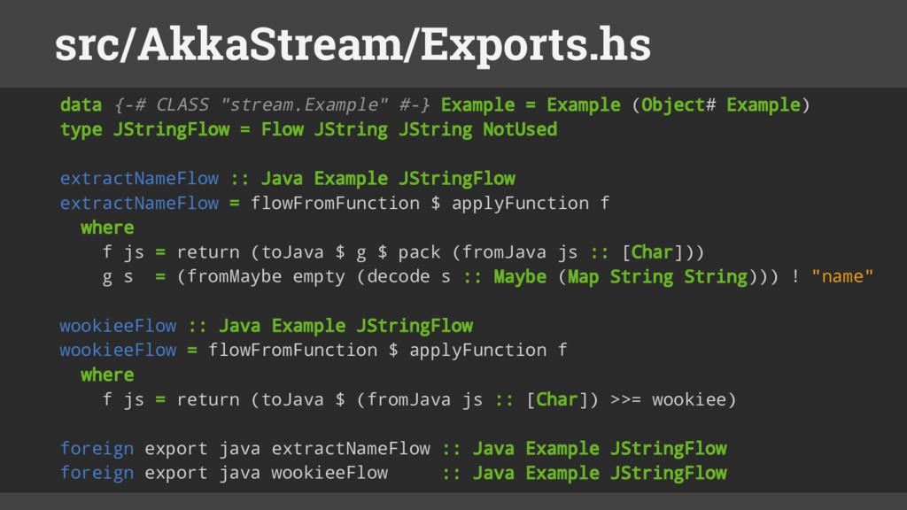 "src/AkkaStream/Exports.hs data {-# CLASS ""strea..."