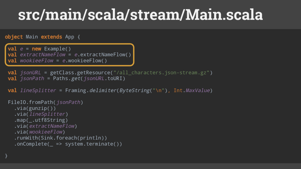 src/main/scala/stream/Main.scala object Main ex...