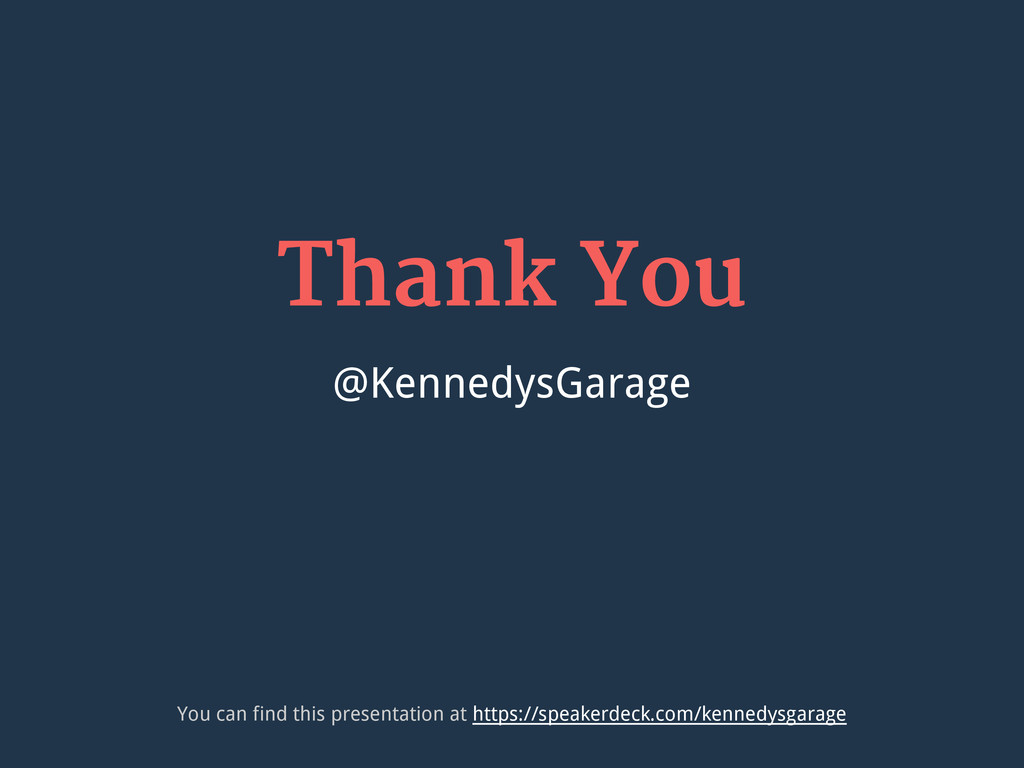 Thank You @KennedysGarage You can find this pre...