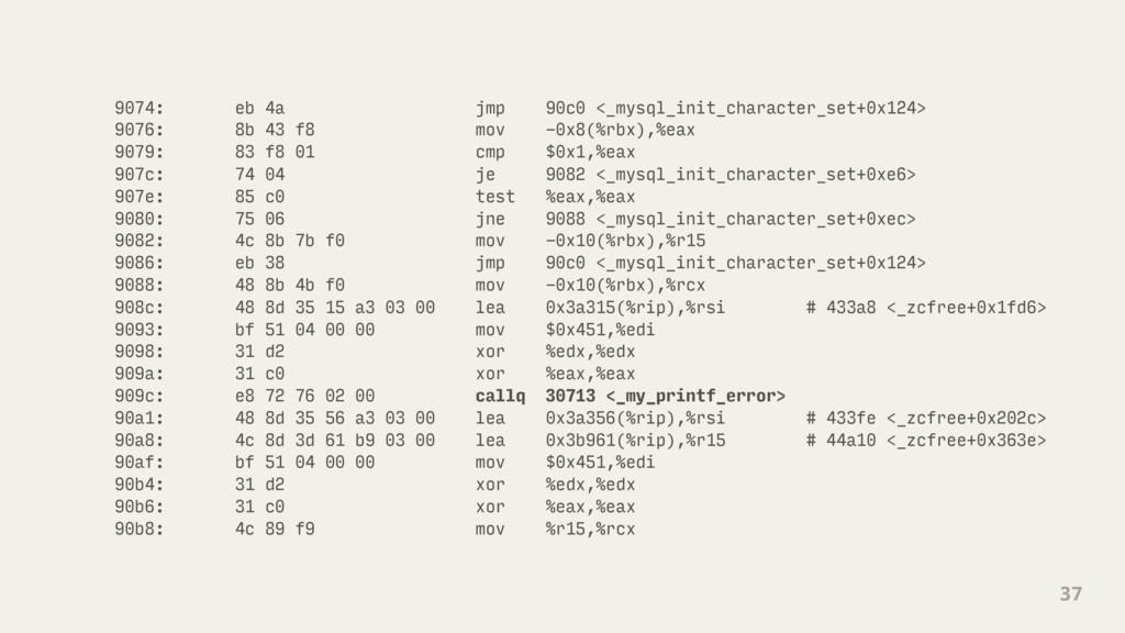 9074: eb 4a jmp 90c0 <_mysql_init_character_set...