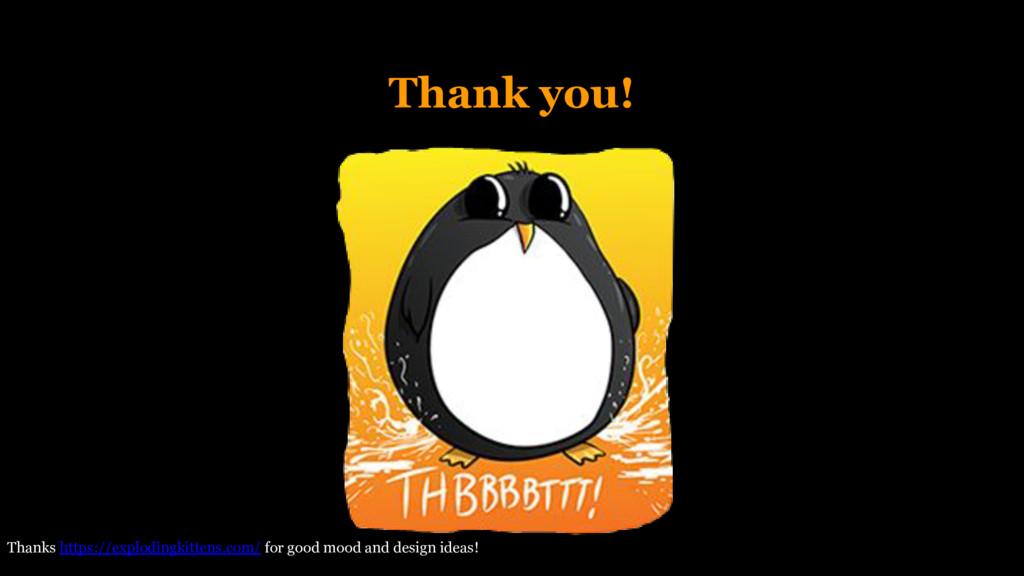 Thank you! Thanks https://explodingkittens.com/...