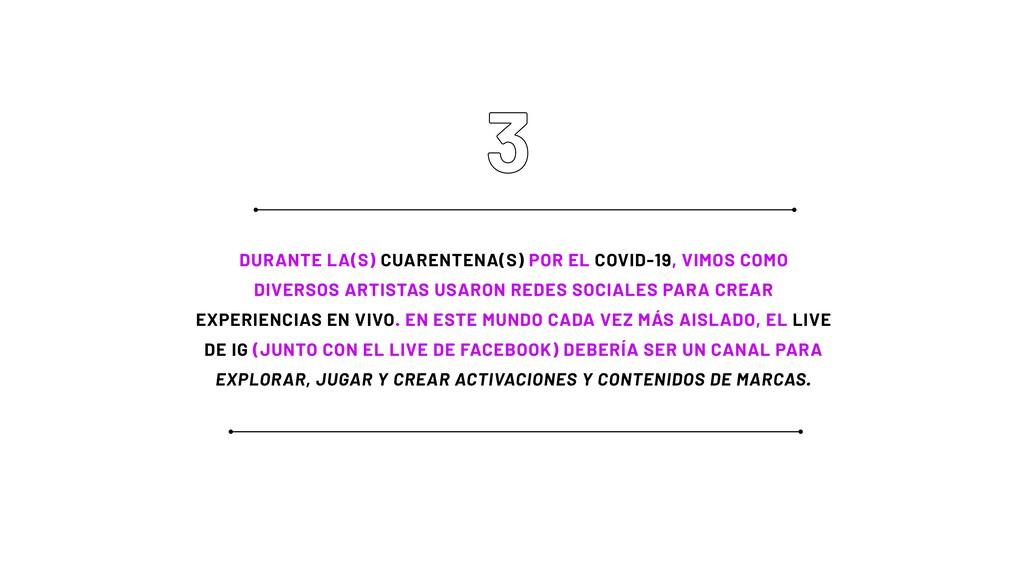 DURANTE LA(S) CUARENTENA(S) POR EL COVID-19, VI...
