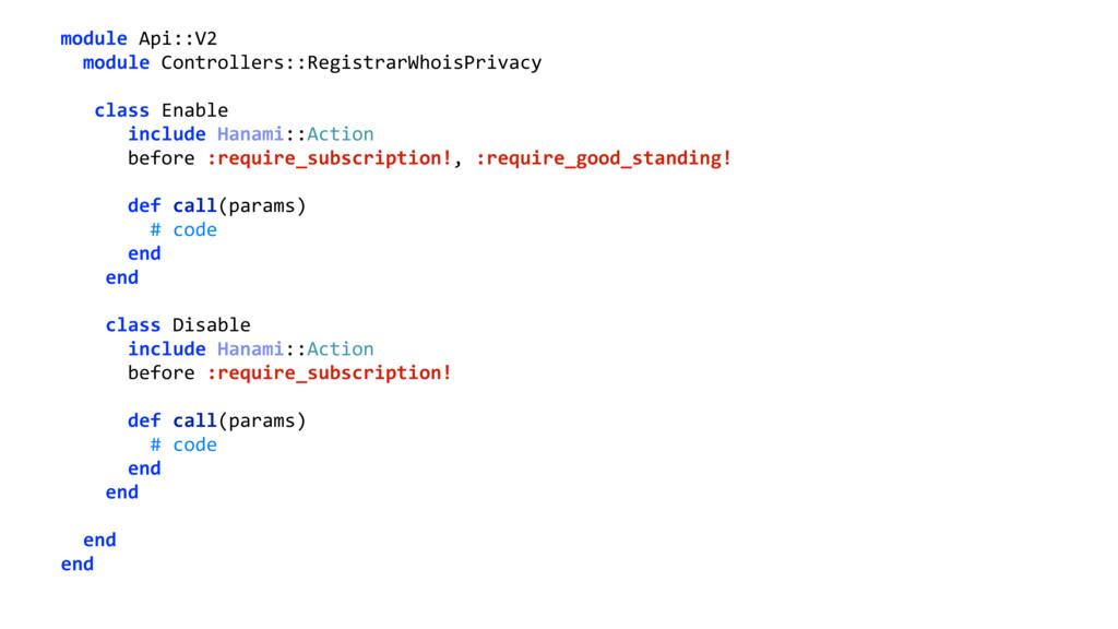 module Api::V2 module Controllers::RegistrarWh...