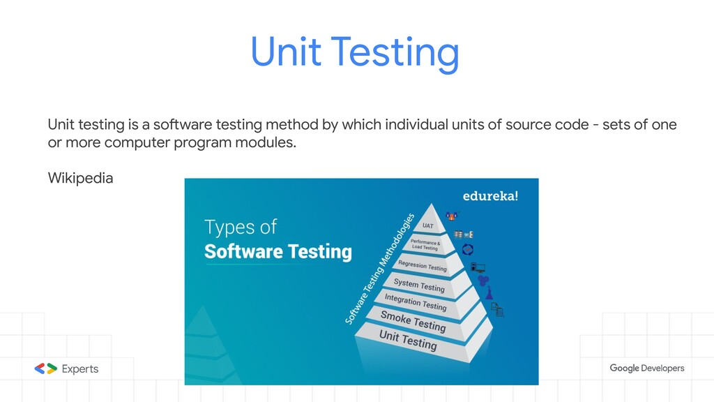 Unit Testing Unit testing is a software testing...