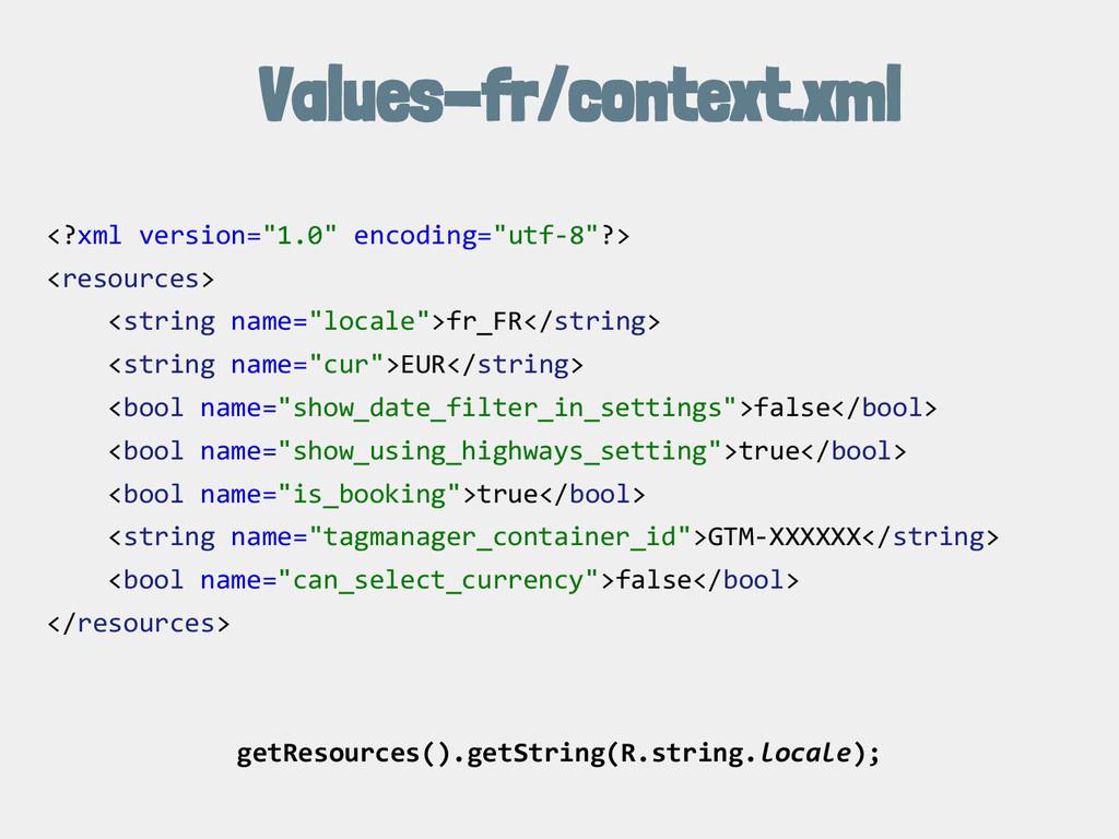 """Values-fr/context.xml <?xml version=""""1.0"""" encod..."""