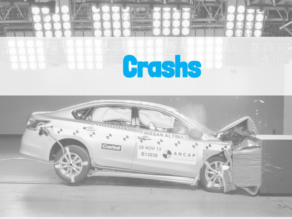 Crashs