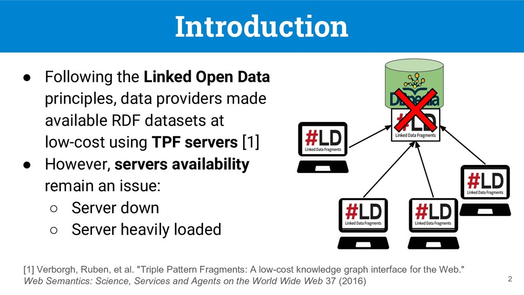 Introduction ● Following the Linked Open Data p...