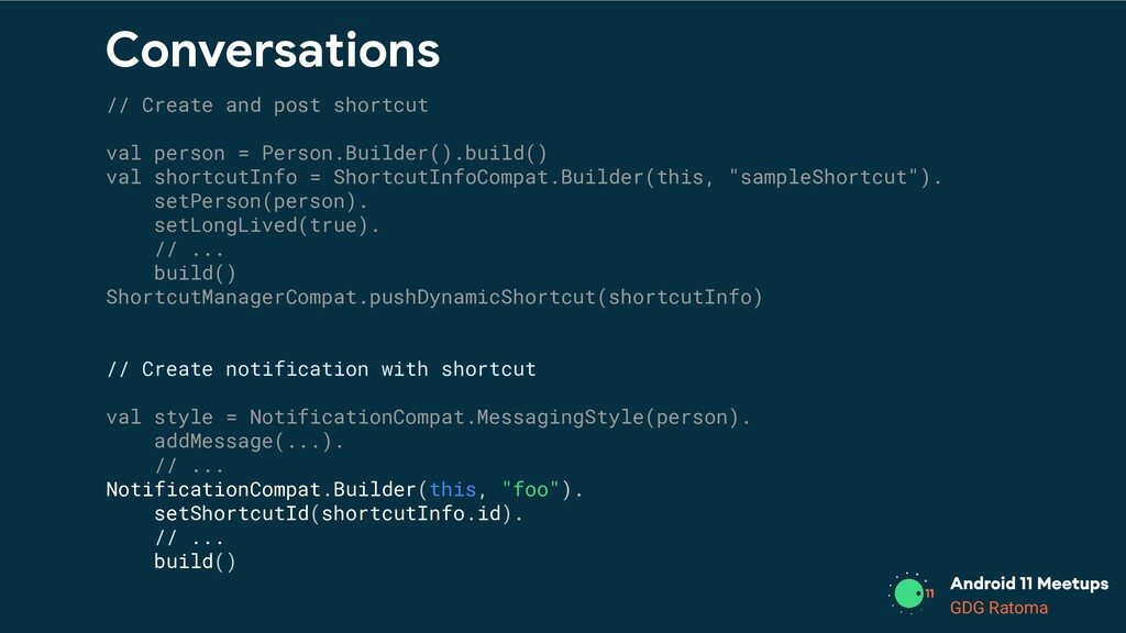 GDG Location GDG Ratoma Conversations // Create...
