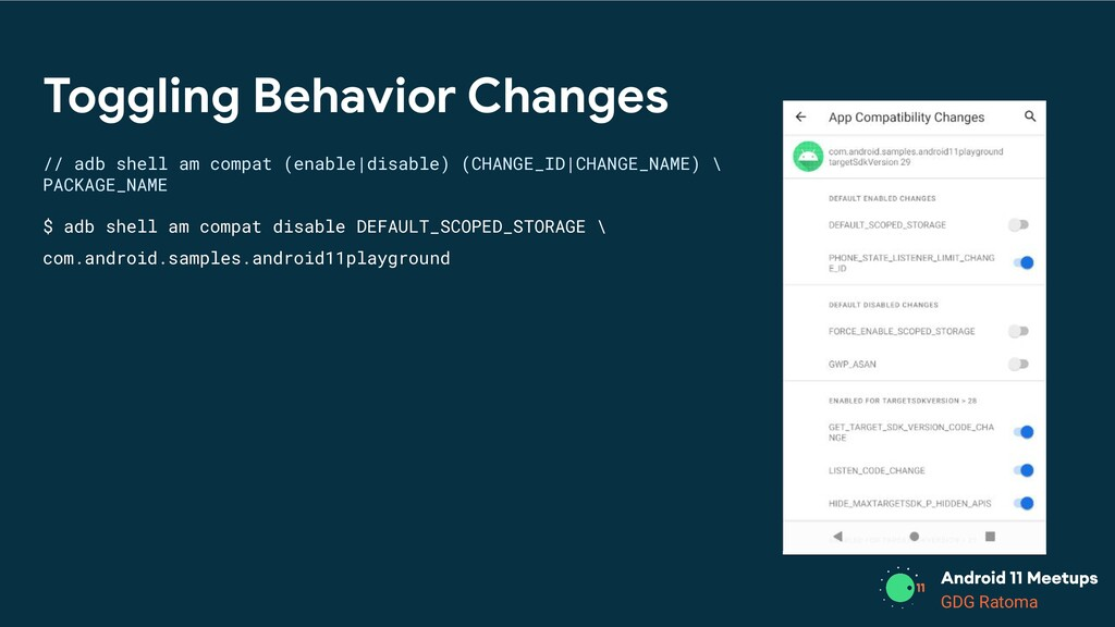 GDG Location GDG Ratoma Toggling Behavior Chang...