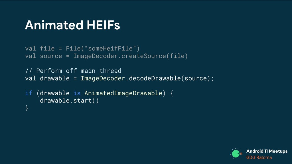 GDG Location GDG Ratoma Animated HEIFs val file...