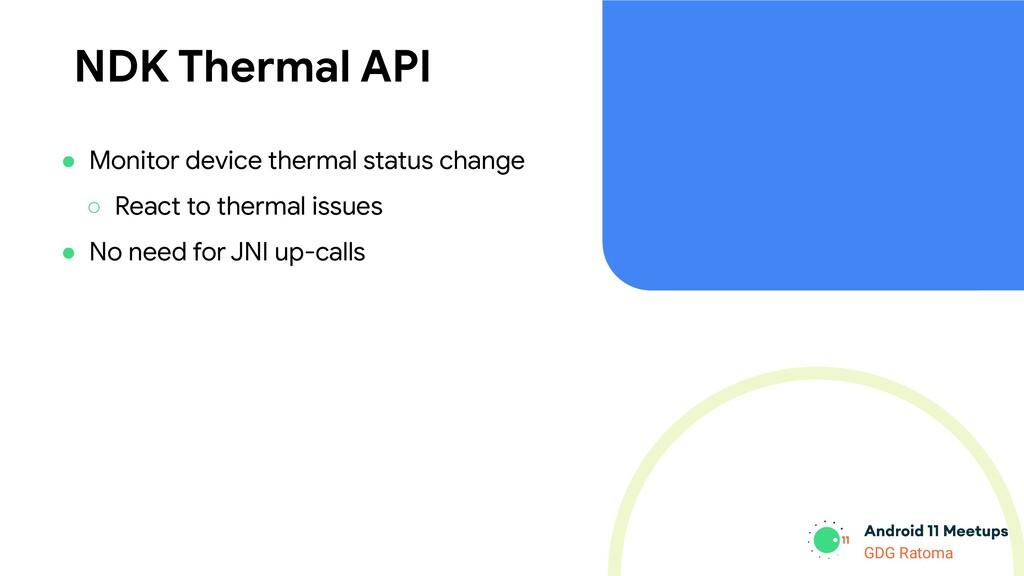GDG Location GDG Ratoma NDK Thermal API ● Monit...