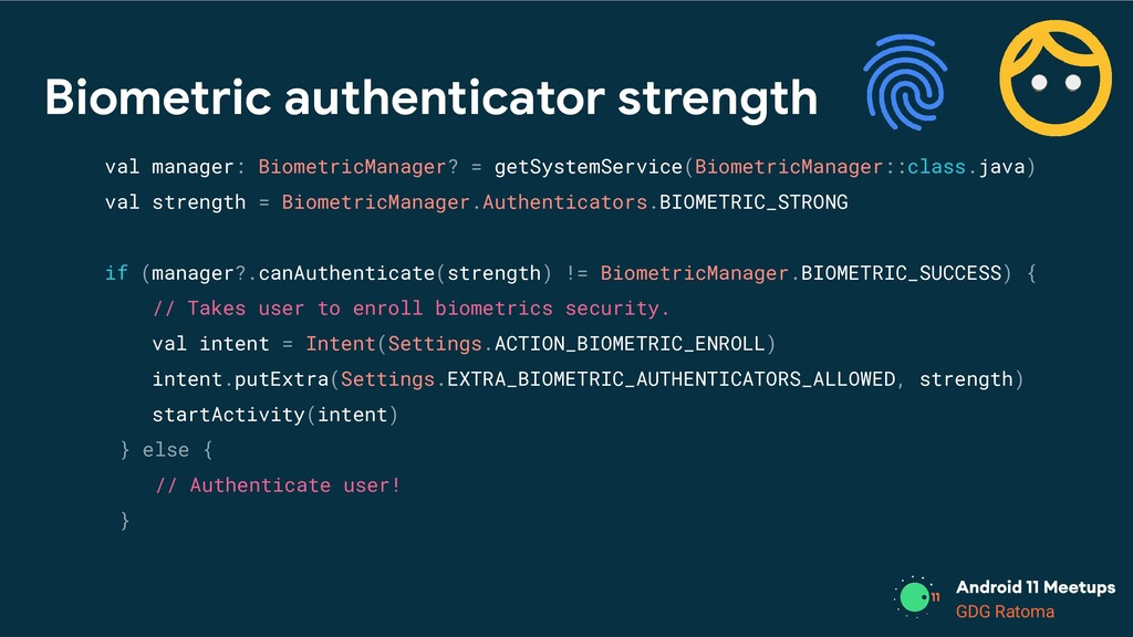 GDG Location GDG Ratoma Biometric authenticator...