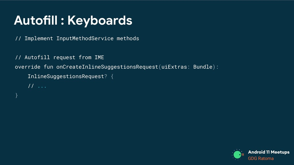GDG Location GDG Ratoma Autofill : Keyboards //...