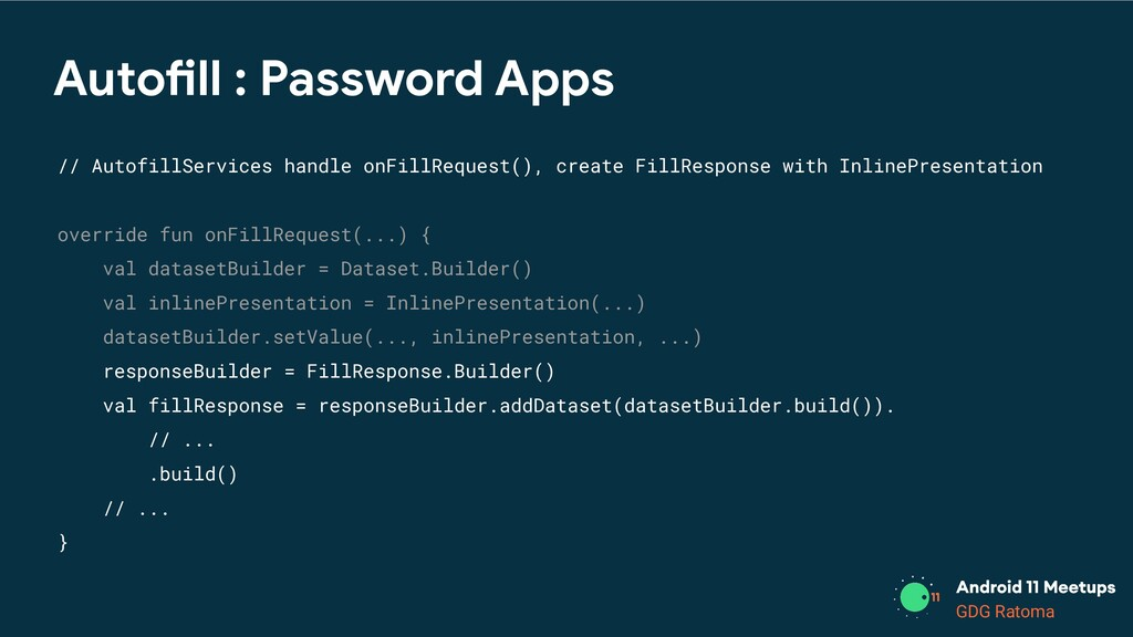 GDG Location GDG Ratoma Autofill : Password App...