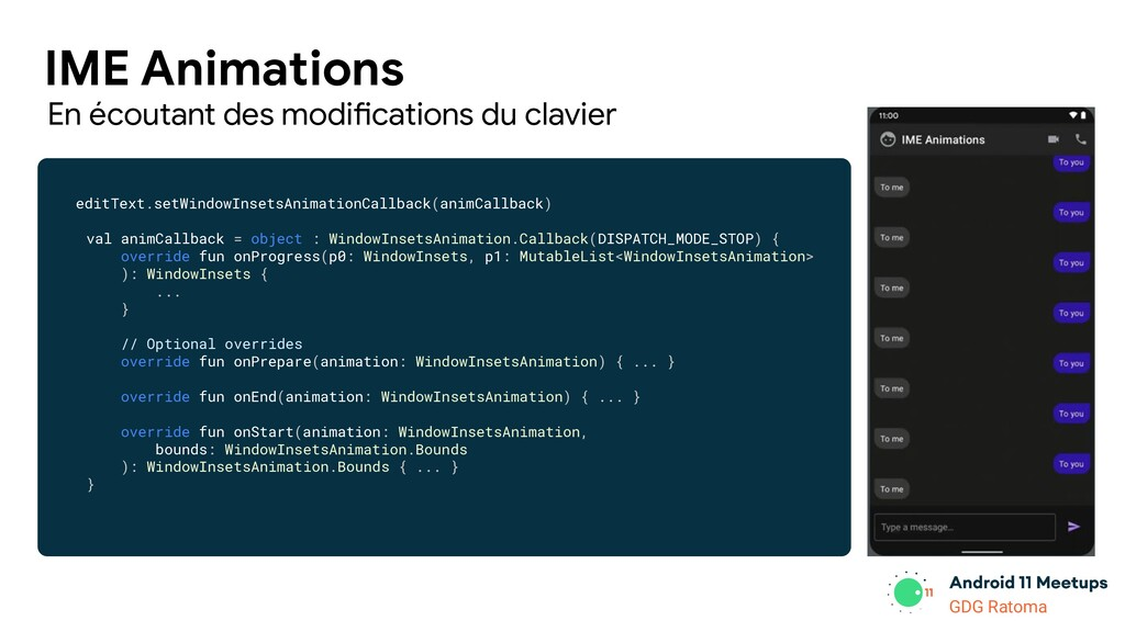 GDG Location GDG Ratoma editText.setWindowInset...