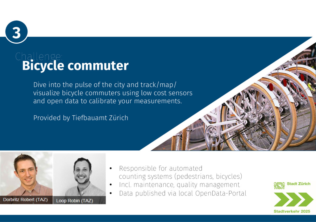 • Responsible for automated counting systems (...