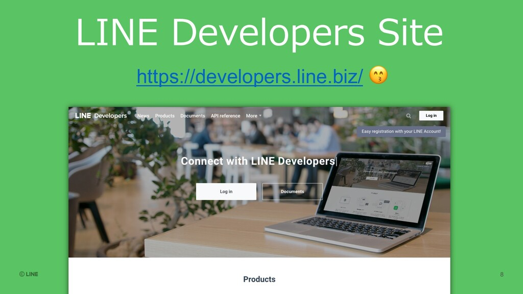 https://developers.line.biz/ !
