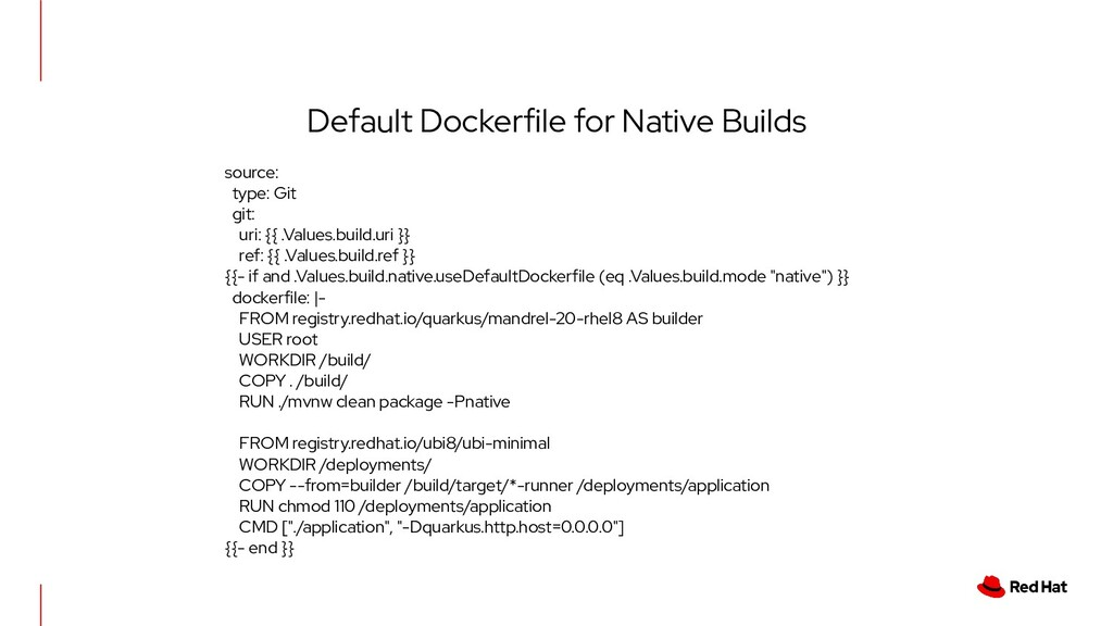 Default Dockerfile for Native Builds source: ty...