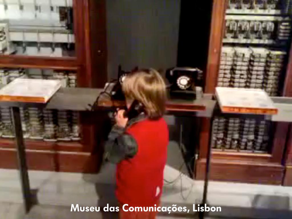 Museu das Comunicações, Lisbon