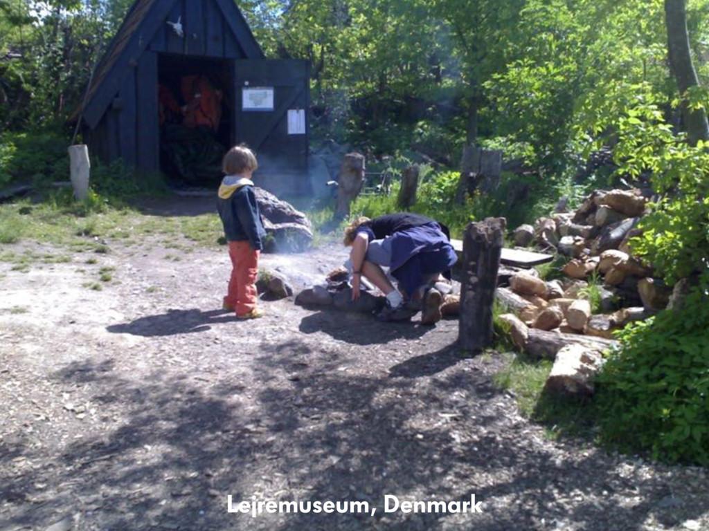 Lejremuseum, Denmark