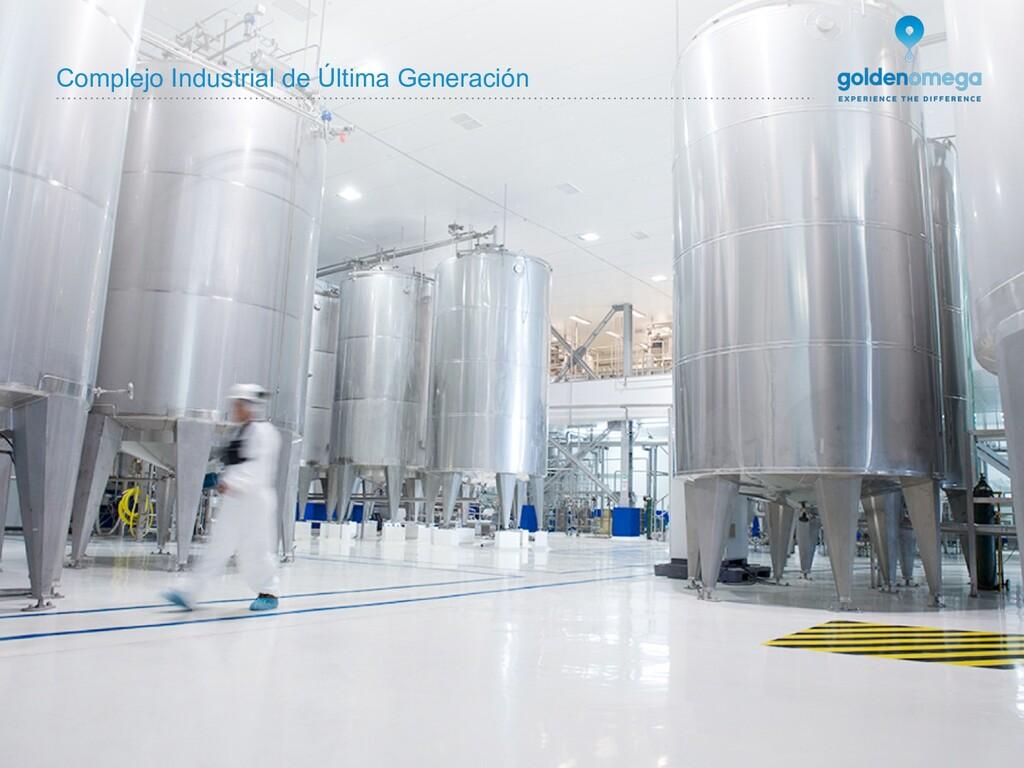 www.goldenomega.cl Complejo Industrial de Últim...