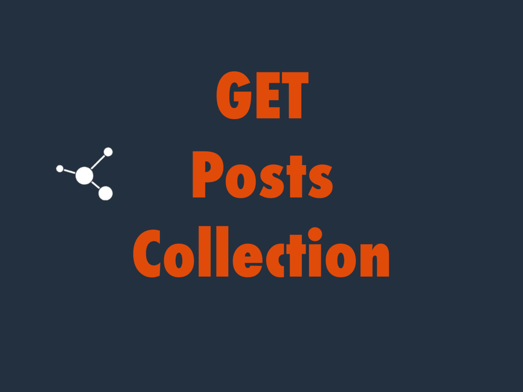 GET Posts Collection