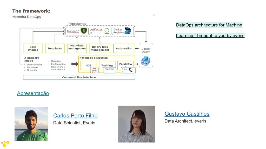 DataOps architecture for Machine Learning - bro...