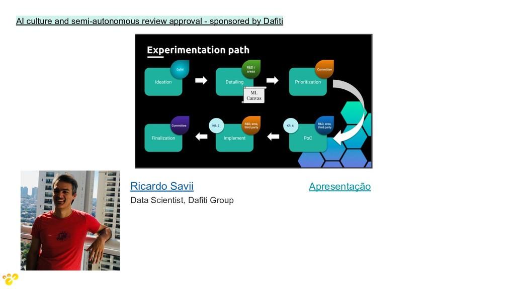 AI culture and semi-autonomous review approval ...